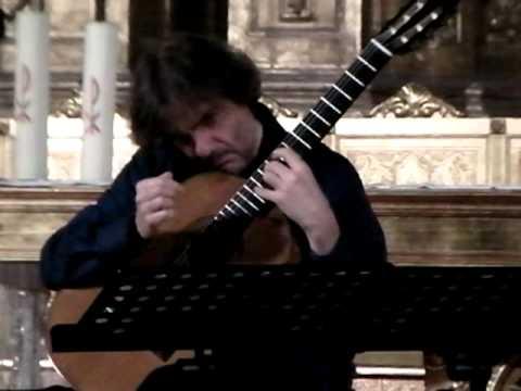 A.JOLIVET: 2Études de concert-C.Marchione, guitar