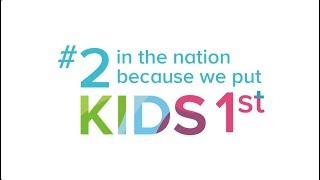 #2 in the Nation Because We Put KIDS 1st   Cincinnati Children's