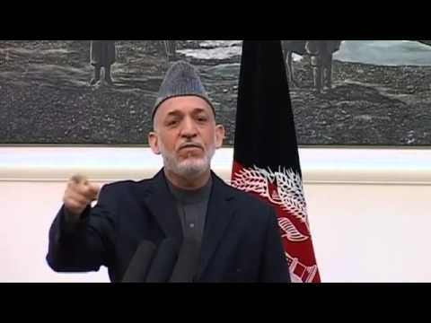 Afghan President Urges Taliban to Fight Aggressor Paki-Punjabi Enemies