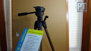 Dynex Tripod Unboxing / Review