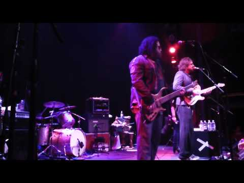 Rusted  Root at the Gothic Theater 4-14-12 Cover Me Up