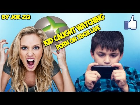 Kid Caught Watching Porn On Xbox Live!! (funny Mom Troll Attempt) video