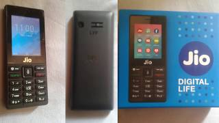 Jio phone 4G unboxig and review 2019 in hindi