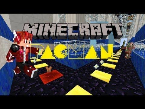 Minecraft Map 1.5.1: Pac-Man : Joyeuse pâques! [+LINK]