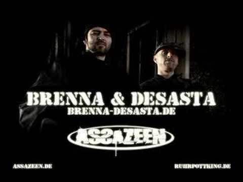 Ercandize - Diese Platte spielen feat Lakmann Brenna Desasta
