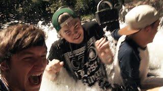 KOMPLETT NASS mit Taddl, Ardy & Sebastian | Dner in Kalifornien #12 (ENDE)