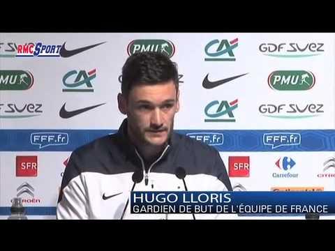 Football / Coupe du monde / Lloris regrette la blessure de Mandanda - 19/05