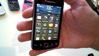 BlackBerry Curve 9380 - hands on walkthrough