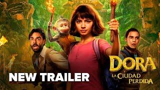 ¨Dora y La Ciudad Perdida¨ - new trailer con El Zorro y Botas 🦊🐵