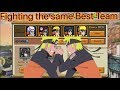 Ninja Heroes Storm Battle | Attacking the same BEST Team line up MP3