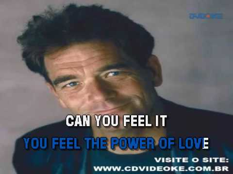 Huey Lewis & The News   The Power Of Love