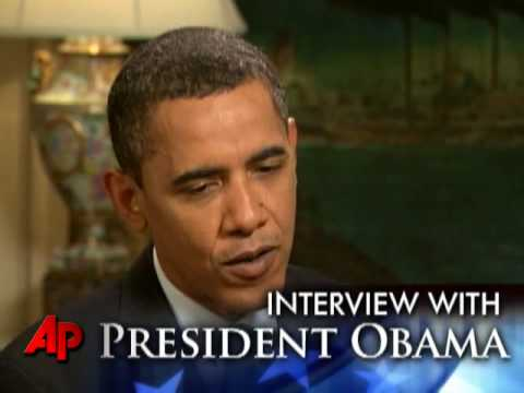 AP Interview: Obama Reflects on Michael Jackson