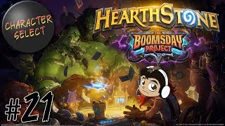 Hearthstone #21 - Thinking Upside Down - CharacterSelect