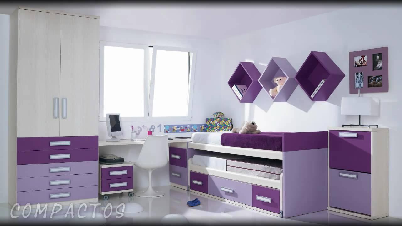 ideas de diseo habitacin esmueblees dormitorio juvenil e infantil