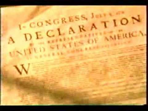 Declaration of Independence - Remember this. Great Video Video