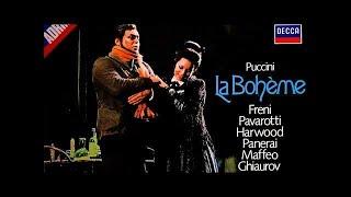 Luciano Pavarotti Che Gelida Manina La Bohème Puccini 432 Hz