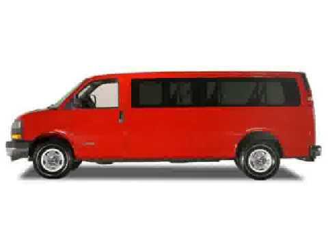 1999 Gmc Savana Van. 2005 Gmc Savana Cargo Van