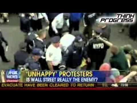 The 99 Percent Movement vs. Corporate Media Disdain