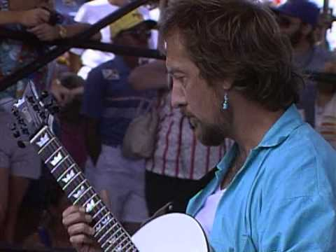Jackie King - Live at Farm Aid 1986