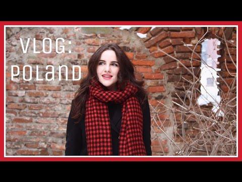VLOG: отдых в Польше, Гданьск с лучшей подругой