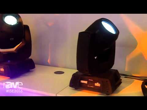 ISE 2016: CHAUVET Introduces Professional Rogue Range