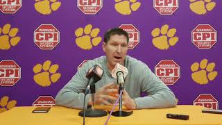Brad Brownell previews Duke, updates Shelton Mitchell