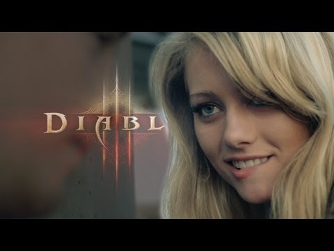 If Diablo 3 Were A Girl video