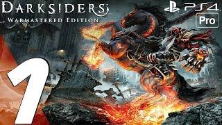 Darksiders Warmastered Edition - Gameplay Walkthrough Part 1 - Prologue (PS4 PRO)