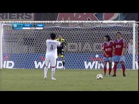 SL 2010-11 Day 01 - Panionios vs Olympiakos Volou 0-1 (28/08/10) Full Match