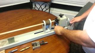 Joe Porper repair lathe