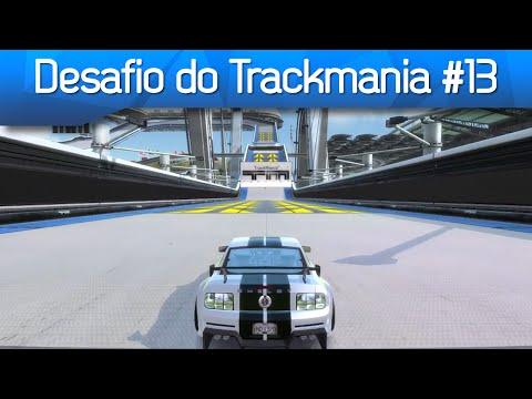 Balizas de Tatooine - Desafio do Trackmania #13