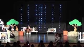 Música para criança! A pulguinha/ Estátua Diferente- DVD Tio Ricardo