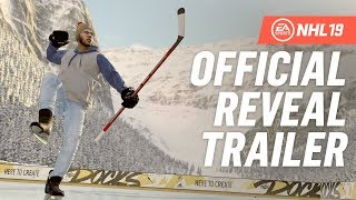 NHL 19   Official Reveal Trailer