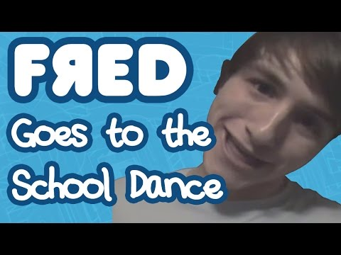Fred Goes to a School Dance