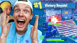 DUO VS SQUADS WIN!! - Fortnite #34