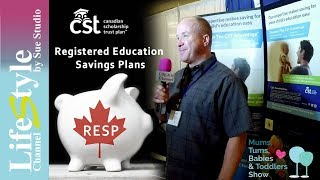 Registered Education Savings Plans on LifeStyle Channel
