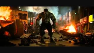 World War Hulk Trailer (FAN-MADE)