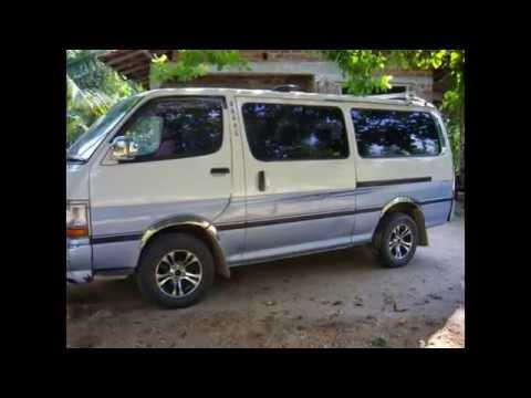 Toyota Dolphin Van For Sale In Srilanka Www Adsking Lk