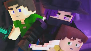 "♪ ""Starless Night"" - A Minecraft Original Music Video / Song ♪"