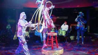 Cirque Dreams and Dinner on the Norwegian Epic