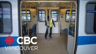 TransLink recommends masks on public transit