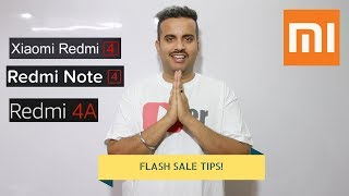 Quick Tips On How To Get Mi Phones In Flash Sale? [ Hindi ]