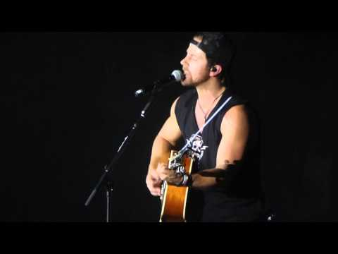 Kip Moore - Don't Look Back In Anger - C2c 2015 O2 London Live video