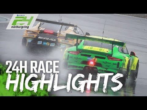 24h Race Nürburgring 2018 | Full Race Highlights