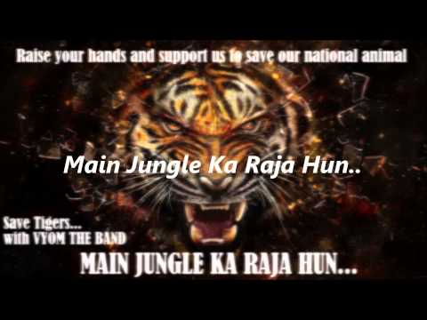 Jungle Ka Raja - The Indian Tiger