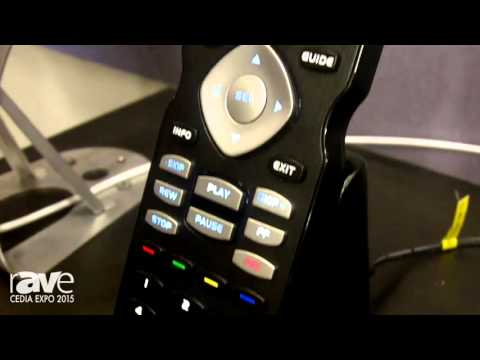CEDIA 2015: URC Highlights The Complete Control New MX-990 Remote