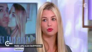 Download Lagu EnjoyPhoenix alias Marie Lopez : l'interview - C à vous - 01/06/2015 Gratis STAFABAND