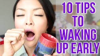 download lagu How To: Wake Up Early Everyday gratis