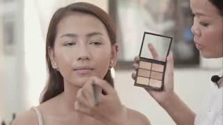 Syna Makeup School - ផាត់ម៉ូតស្មោគីអាយ Smokey eye Tutorial (Khmer)