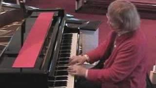 Finally Home Piano Arrangement